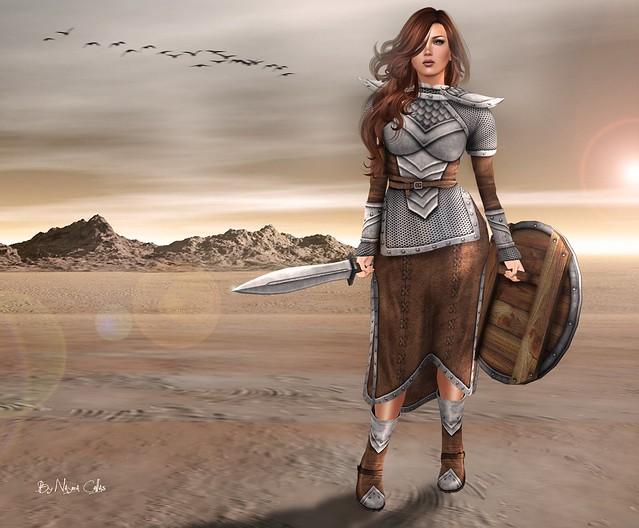 Princess Warrior ♥