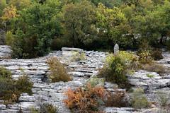 Un dolmen de l'Ardèche