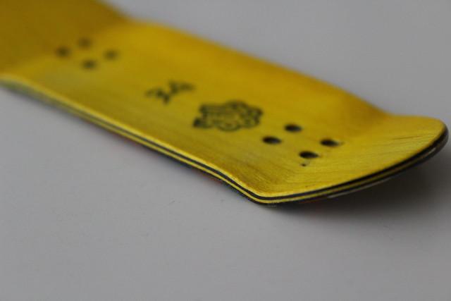 Yellowood Z4 - 34mm