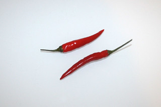 05 - Zutat Chilis / Ingredient chilis