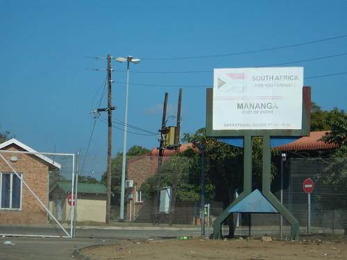 I bid you farewell South Africa