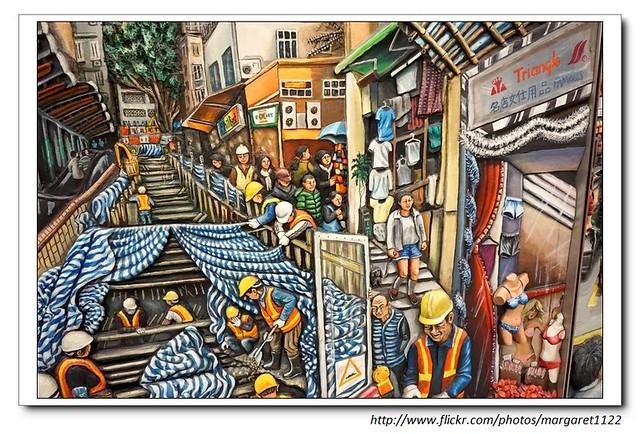【香港】西環一日遊