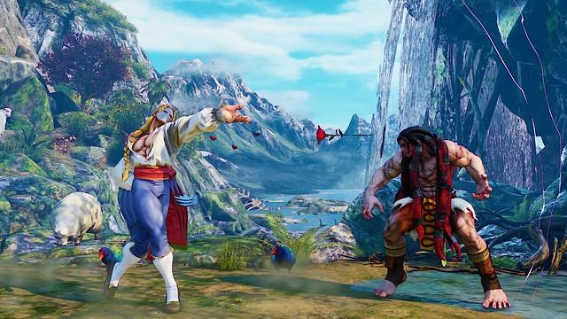 Street Fighter V: Vega
