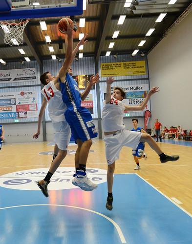 Grande Finale Fribourg Académie U16m -  Swiss Central Basket 15