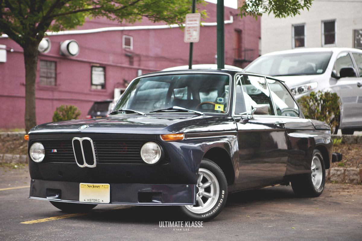 Ultimate Klasse: BMW 2002