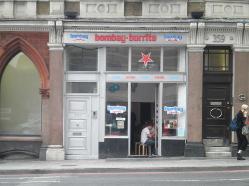 Bombay Burrito