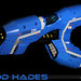 Hades starfighter by Jerac