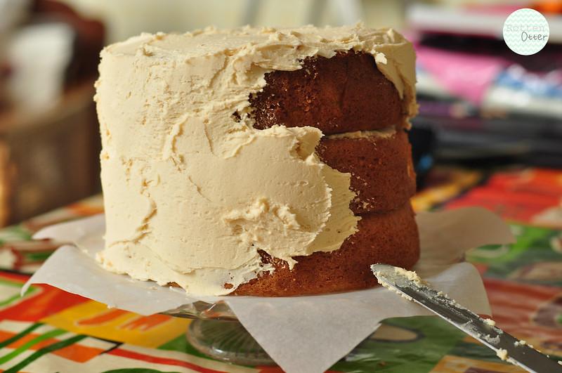 23rd birthday cake rottenotter rotten otter blog 1