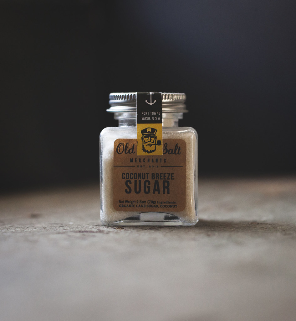 coconut sugar by Old Salt Merchants