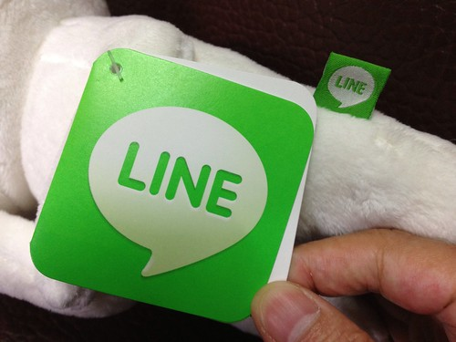 LINE公仔
