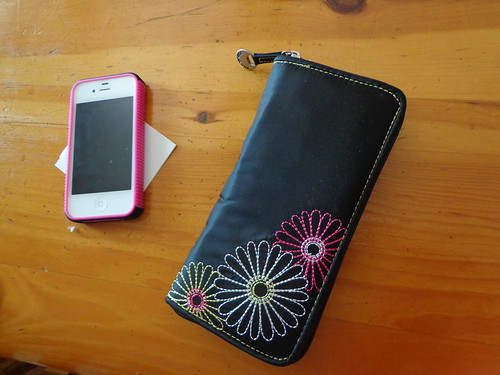 New Wallet & Phone