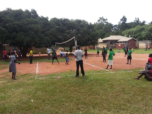 More great volleyball action @ GDPU