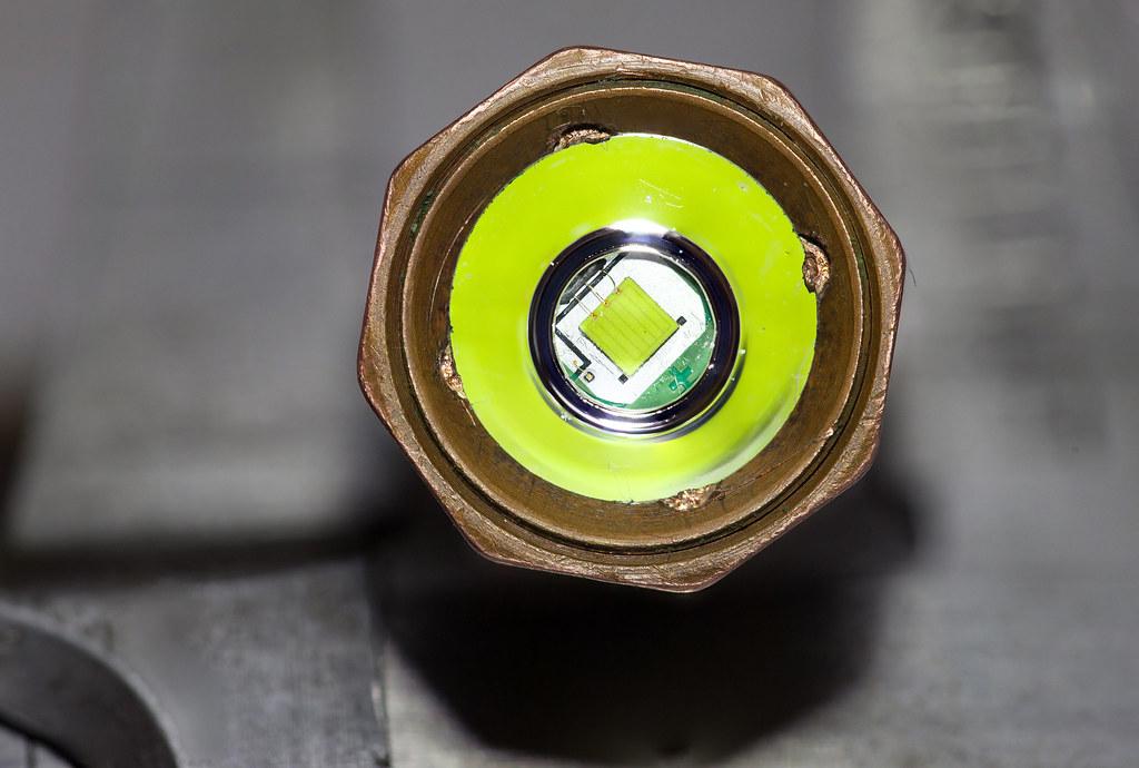HF Cu XM-L U2 De-domed 11L