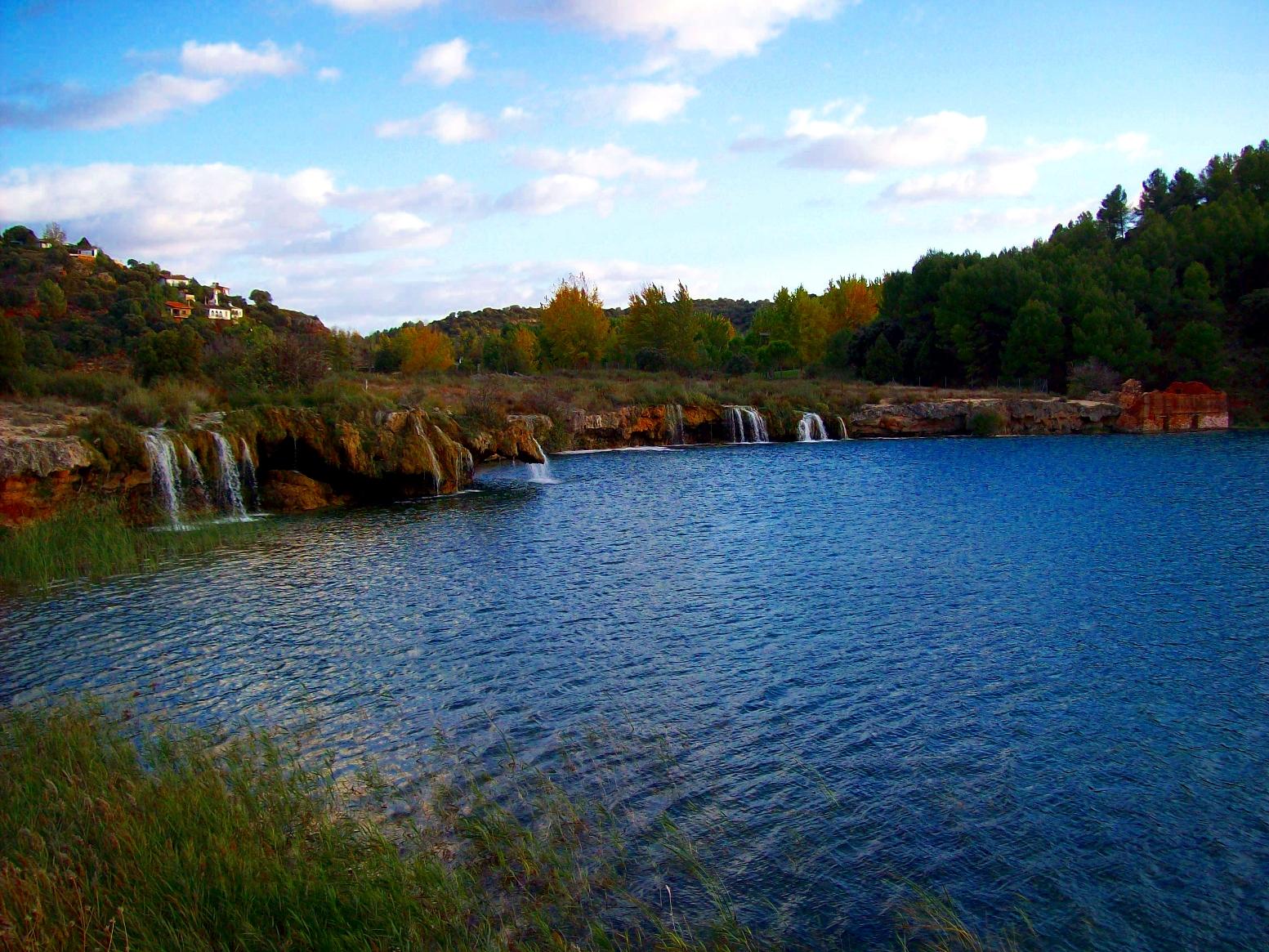 Otro rincón de las Lagunas de Ruidera. Autor, Xavier