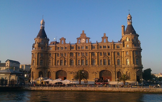 Contested Space: Haydarpasa Main Railroad Station in Istanbul
