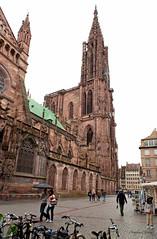德瑞之旅1-2史特拉斯堡(法語:Strasbourg;德語:Straßburg)