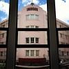 Ventanal del Lux al Edificio Engel #CentroHistorico