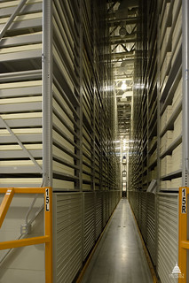 Library of Congress Book Storage Facility