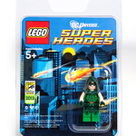 San Diego Comic Con 2013 LEGO Exclusive Minifigure - Green Arrow - Green Arrow