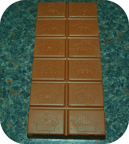 Kingdom Milk Chocolate & Peanut Butter Chocolate Bar