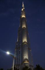 Burj Khalifa Skylit