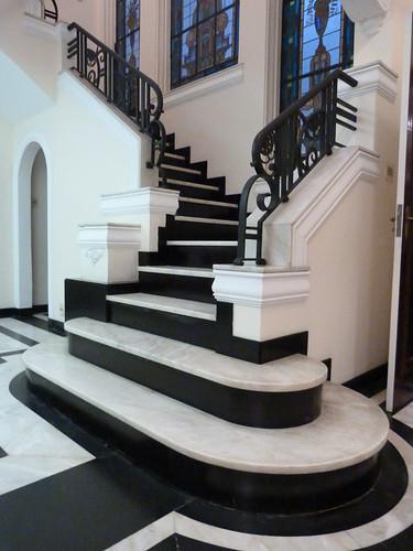 Staircase, Urca