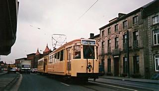 Rue de Mons, Marcienne au pont