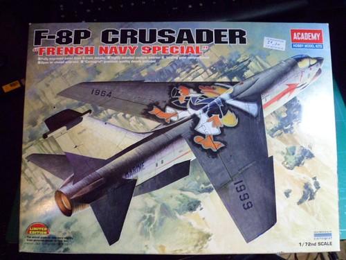 Academy - 1/72 - F8E Crusader 9416664549_36a0e4b063