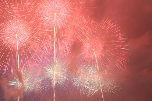 the 28th Kanagawa Shimbun Fireworks Festival 53