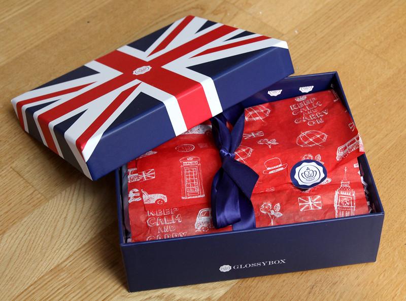 Glossybox london calling