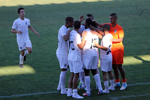 Pré-época: Fafe 0-4 Vitória B