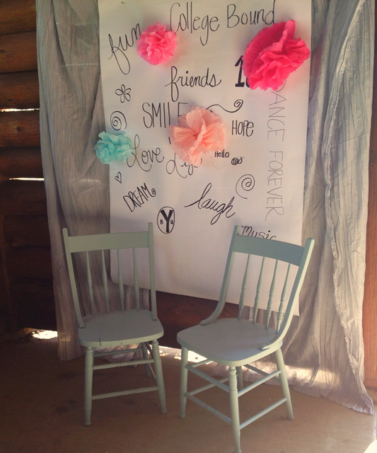 Photo Backdrop For 18th Birthday Party