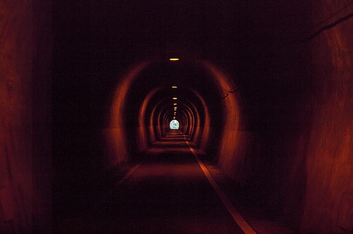 【写真】清滝トンネル