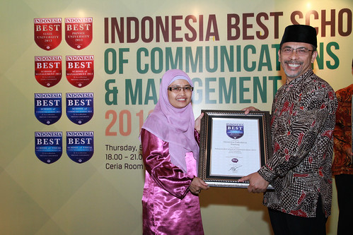 Indonesia School of Communications & Management Forum 2013