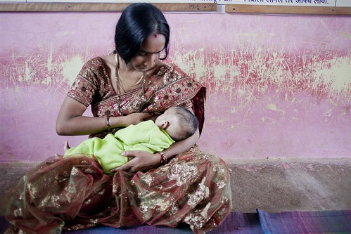 Promoting and supporting breastfeeding by UNICEFNZ