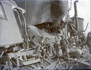 Dean Lake Train Wreck (MSA)