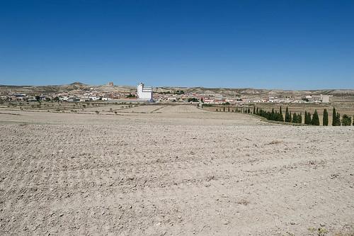 Castejón de Monegros (Huesca)