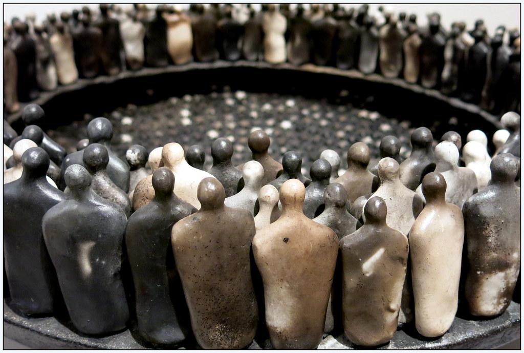 piezas únicas de artesanía contemporánea de la C. Madrid