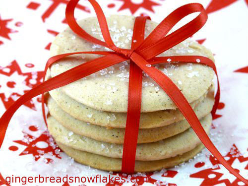 Sweet Pepperkaker addition to winter holiday baking!