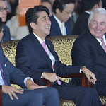 Shizo Abe - Japan