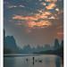 Li River, Xingping, Guangxi Province by Lopamudra9