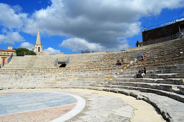 Ancient Theatre, Arles, France