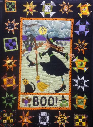 Boo!~Carole Olsen