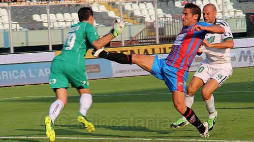 """Sassuolo-Catania 3-1: commento """"a caldo""""$"""