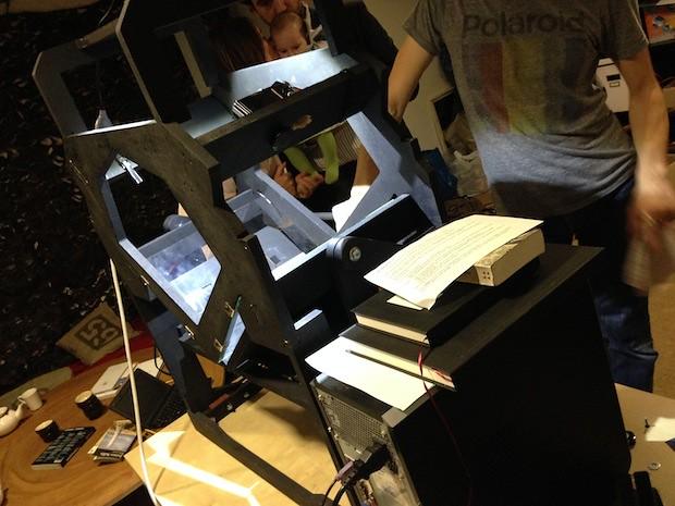 BookScanner et numérisation de livre