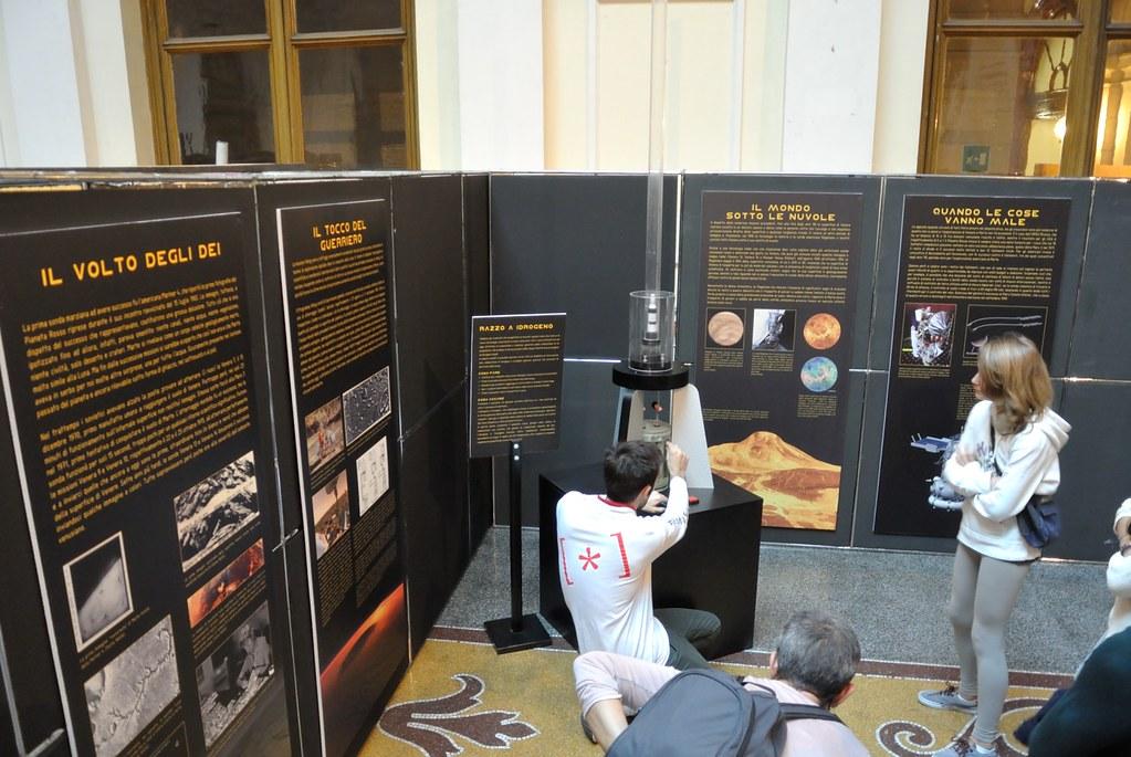 Festival della Scienza 2013 - Museo di Storia Naturale
