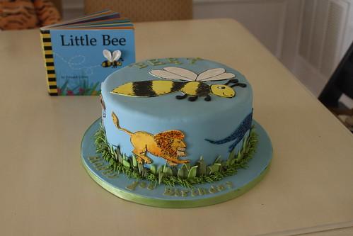 Bert cake