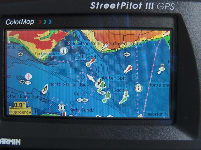 garmin gps iii pilot manual