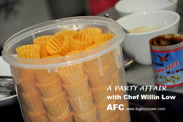 A PARTY AFFAIR with Chef Willin Low AFC 5