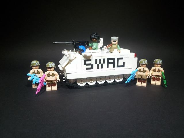 M113 SWAG APC GAV